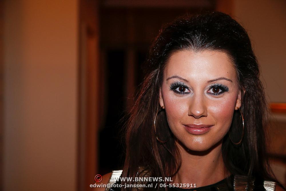 NLD/Amsterdam/20121112 - Beau Monde Awards 2012, Danielle van Aalderen