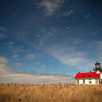 Point Cabrillo LIght Station is seen on September 10, 2013 in Mendocino County.  (AP Photo/Alex Menendez)