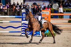 Smith Holly, GBR, Hearts Destiny<br /> European Championship Jumping<br /> Rotterdam 2019<br /> © Dirk Caremans<br /> Smith Holly, GBR, Hearts Destiny