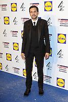 Dynamo, British Comedy Awards, Fountain Studios, London UK, 16 December 2014, Photo by Richard Goldschmidt