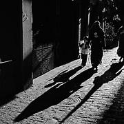 Sevilla, Spanien, Bild aus der Serie Passion