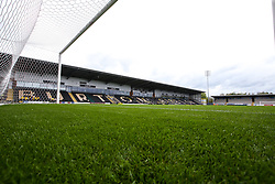 A general view of The Pirelli Stadium, home of Burton Albion - Mandatory by-line: Robbie Stephenson/JMP - 13/10/2018 - FOOTBALL - Pirelli Stadium - Burton upon Trent, England - Burton Albion v Bristol Rovers - Sky Bet League One