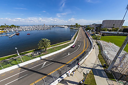 March 8, 2019 - St. Petersburg, Florida, U.S. - Jack Harvey (60) of England  goes through the turns during practice for the Firestone Grand Prix of St. Petersburg at Temporary Waterfront Street Course in St. Petersburg, Florida. (Credit Image: © Walter G Arce Sr Asp Inc/ASP)