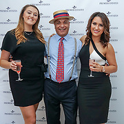 London,England,UK, 11th Aug 2016 : Taislany Gomes, fashion & beauty blogger , Olivia Nunn attend the wine retailer hosts summer party to sample its award-winning sparkling wine range at Icetank Studios, Lo0ndon,UK. Photo by See Li