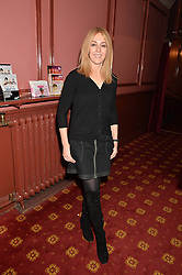 HELEN FOSPERO at an after show party following the opening of Peter Pan at the New Wimbledon Theatre, 93 The Broadway, London on 8th December 2015.