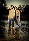 Aubri Curtis and Alexi Thalwitz