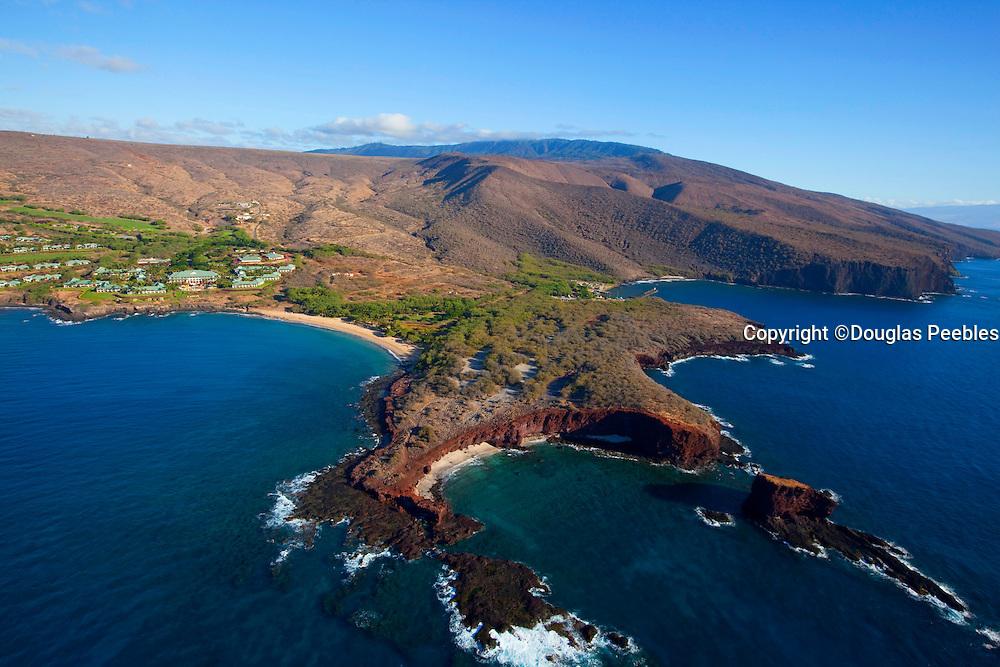 Hulopeo &Manele Bay, Lanai, Hawaii