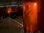 Savannah Technical College AO Welding students train in their careers on the Savannah campus, Wednesday, April 15, 2015, in Savannah, Ga.  (STC Photo/Stephen B. Morton)