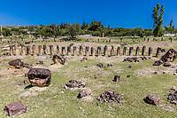 El Infiernito near Villa de Leyva Boyaca in Colombia South America