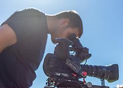 - Ryan Hiscott/JMP - 26/06/18 - Hallen - Bristol, England - Behind the Scenes Footage of Back 2 Action Interviews