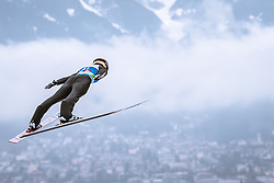 22.02.2019, Bergiselschanze, Innsbruck, AUT, FIS Weltmeisterschaften Ski Nordisch, Seefeld 2019, Skisprung, Herren, im Bild Ryoyu Kobayashi (JPN) // Ryoyu Kobayashi of Japan during the men's Skijumping of FIS Nordic Ski World Championships 2019. Bergiselschanze in Innsbruck, Austria on 2019/02/22. EXPA Pictures © 2019, PhotoCredit: EXPA/ Dominik Angerer