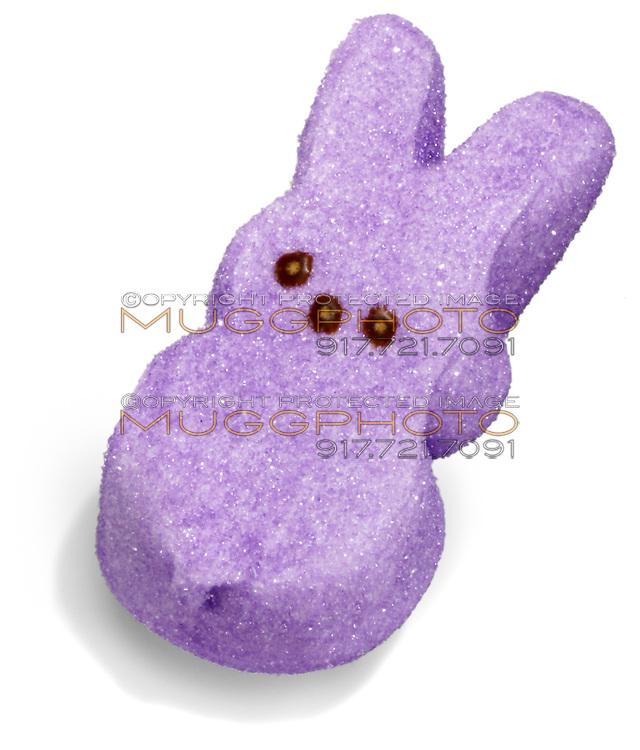 lavender peep bunny
