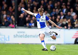 Tony Craig of Bristol Rovers - Mandatory by-line: Paul Knight/JMP - 28/04/2018 - FOOTBALL - Memorial Stadium - Bristol, England - Bristol Rovers v Gillingham - Sky Bet League One