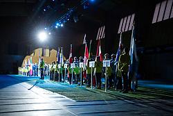 Opening Ceremony, 2015 IPC Snowboarding World Championships, La Molina, , Spain