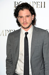 Kit Harrington attends the VIP screening of 'Pompeii' at Vue West End, London, United Kingdom. Monday, 28th April 2014. Picture by Chris Joseph / i-Images