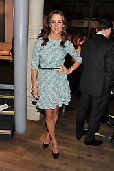 NATALIE PINKHAM at the Motor Sport magazine's 2013 Hall of Fame awards at The Royal Opera House, London on 25th February 2013.