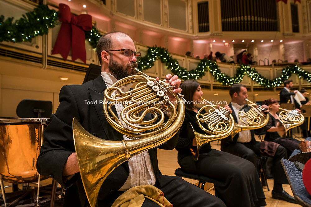 12/30/17 2:13:02 PM -- Chicago, IL, USA<br /> Attila Glatz Concert Productions' &quot;A Salute to Vienna&quot; at Orchestra Hall in Symphony Center. Featuring the Chicago Philharmonic <br /> <br /> &copy; Todd Rosenberg Photography 2017