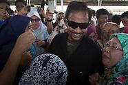 2017 Sultan of Brunei in Public