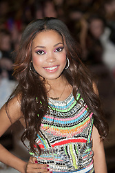Dionne Bromfield..Arrivals on the red carpet at the MOBO Awards 2011 at the SECC on October 5, 2011 in Glasgow, Scotland..Pic © Michael Schofield.