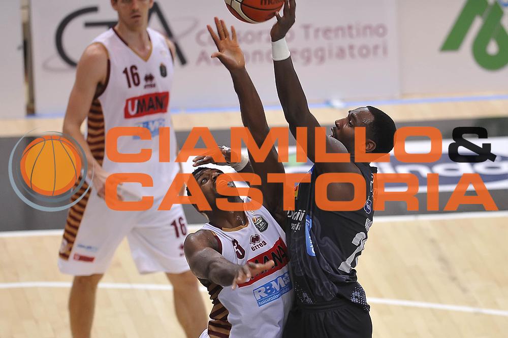 Dustin Hogue<br /> Dolomiti Energia Aquila Basket Trento - Umana Reyer Venezia<br /> Playoff Gara 3<br /> Lega Basket 2016/2017<br /> Trento 14/06/2017<br /> Foto Ciamillo-Castoria