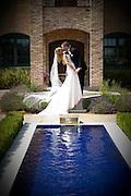 wedding photography at the beautiful La Hacienda Sarria