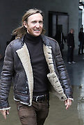 20.DECEMBER.2012. LONDON<br /> <br /> DAVID GUETTA LEAVING THE STUDIOS OF BBC RADIO 1.<br /> <br /> BYLINE: EDBIMAGEARCHIVE.CO.UK<br /> <br /> *THIS IMAGE IS STRICTLY FOR UK NEWSPAPERS AND MAGAZINES ONLY*<br /> *FOR WORLD WIDE SALES AND WEB USE PLEASE CONTACT EDBIMAGEARCHIVE - 0208 954 5968*