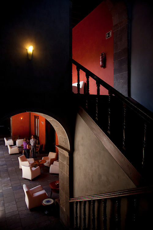 Hotel San Roque, Garachico, North Tenerife.