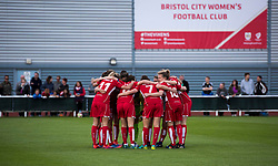 - Mandatory by-line: Paul Knight/JMP - 20/05/2017 - FOOTBALL - Stoke Gifford Stadium - Bristol, England - Bristol City Women v Liverpool Ladies - FA Women's Super League Spring Series