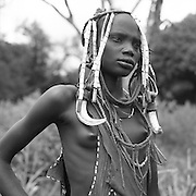 Omo River Valley, South Ethiopia, Africa
