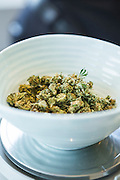 Blomknoppar från plantan cannabis sativa