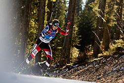 Lisa Theresa Hauser (AUT) during the Women 15 km Individual Competition at day 2 of IBU Biathlon World Cup 2019/20 Pokljuka, on January 23, 2020 in Rudno polje, Pokljuka, Pokljuka, Slovenia. Photo by Peter Podobnik / Sportida