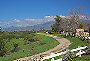 Tijeras Creek Loop Trail in Rancho Santa Margarita