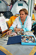 A holistic healer with her crystals. The crystals are energetic minerals that were created during millions of years in the geologic processes in the earths crust Nowadays the awareness to the significance of crystals has increased : Cure, receipt and self love Concentration, focus, Communication