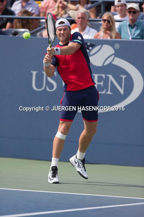 ILLYA MARCHENKO (UKR)<br /> <br /> Tennis - US Open 2016 - Grand Slam ITF / ATP / WTA -  USTA Billie Jean King National Tennis Center - New York - New York - USA  - 5 September 2016.