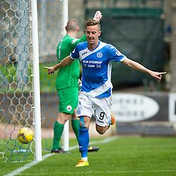 St Johnstone v Stirling Albion, Betfred Cup 30/7/2016