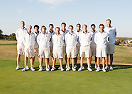 OC Men's Golf Team and Individuals - 2011-12 Season