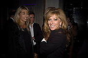 Kelly Hoppen, Dom Perignon and Claudia Schiffer host a celebration of Dom Perignon Oenotheque 1995. The Landau, Portland Place. London W1. 26 February 2008.  *** Local Caption *** -DO NOT ARCHIVE-© Copyright Photograph by Dafydd Jones. 248 Clapham Rd. London SW9 0PZ. Tel 0207 820 0771. www.dafjones.com.