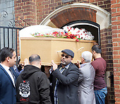 Ali Jafari funeral 14th July 2017