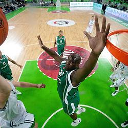 20111221: SLO, Basketball - Euroleague, KK Union Olimpija vs Unics Kazan (RUS)