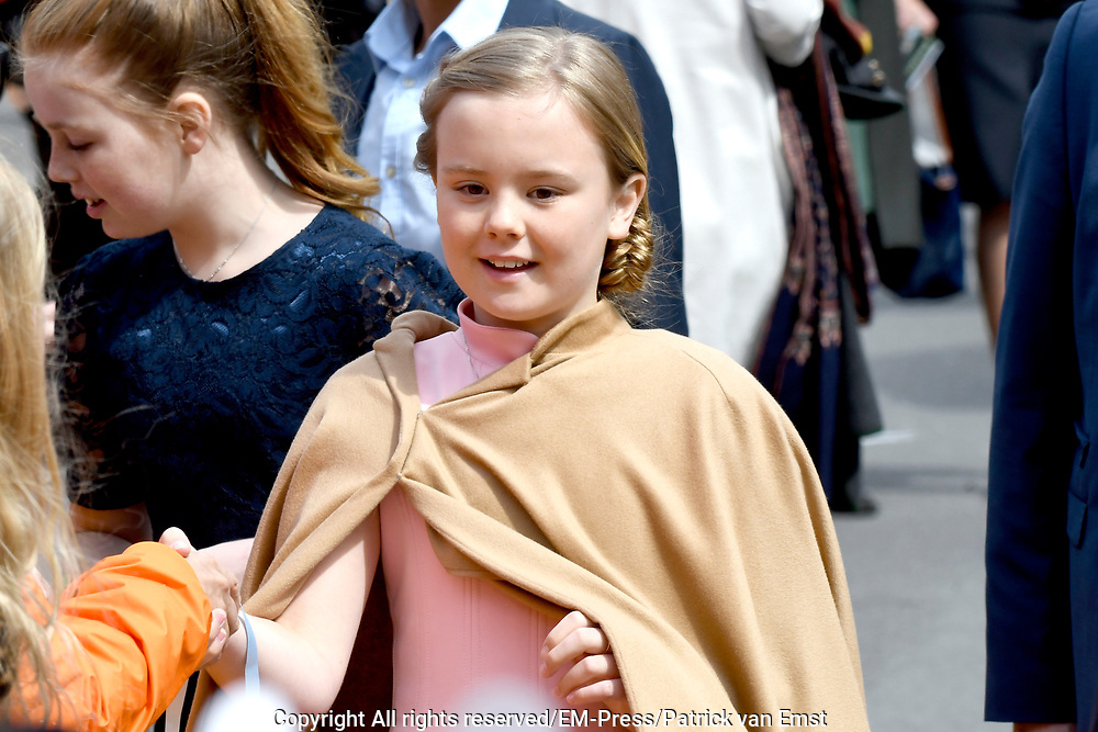 Koningsdag 2017 in Tilburg / Kingsday 2017 in Tilburg<br /> <br /> Op de foto / On the photo:  Prinses Ariane / Princess Ariane