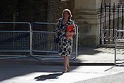© Licensed to London News Pictures. 04/06/2013. Westminster, UK. Maria Miller, Conservative MP, Secretary of State for Culture, Olympics, Media and  Sport.  MP's on Downing Street today 4th June 2013. Photo credit : Stephen Simpson/LNP