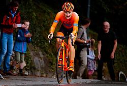 02.07.2017, Graz, AUT, Ö-Tour, Österreich Radrundfahrt 2017, 1. Etappe, Prolog, im Bild Michal Paluta (POL, CCC Sprandi Polkowice) // during Stage 1, Prolog of 2017 Tour of Austria. Graz, Austria on 2017/07/02. EXPA Pictures © 2017, PhotoCredit: EXPA/ JFK