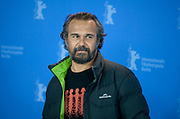 Actor Aaron Pedersen at the photocall for the film High Ground at the 70th Berlinale International Film Festival, on Sunday 23rd February 2020, Hotel Grand Hyatt, Berlin, Germany. Photo credit: Doreen Kennedy
