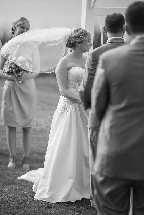 Rob and Heather Wedding | Indian Beach NC Photographers