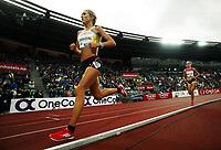 Friidrett , 13. juni 2013 , Diamond League , Bislett Games<br /> Athletics<br /> Karoline Bjerkeli Grøvdal , NOR 5000 m