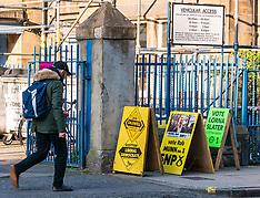 Leith Walk Council By-Election, Edinburgh, 11 April 2019