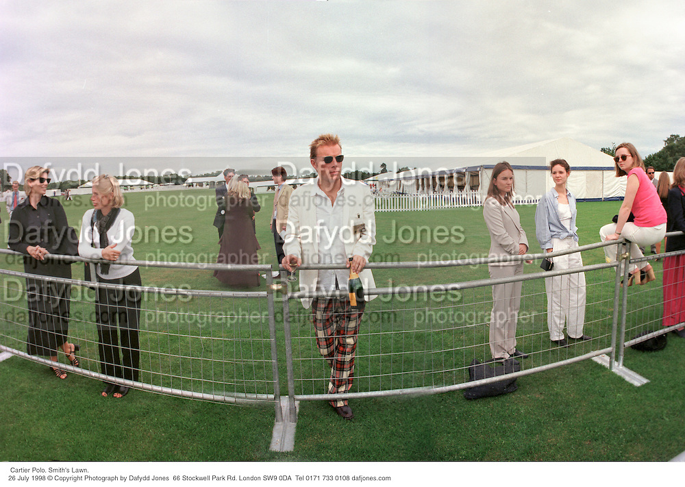 Cartier Polo. Smith's Lawn. <br />