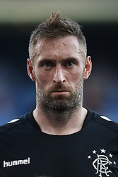 September 20, 2018 - Vila-Real, Castellon, Spain - Allan McGregor of Rangers looks on prior to the UEFA Europa League group G match between Villarreal CF and Rangers at Estadio de la Ceramica on September 20, 2018 in Vila-real, Spain  (Credit Image: © David Aliaga/NurPhoto/ZUMA Press)