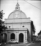 Christ Church, Malacca.<br /> Malaysia