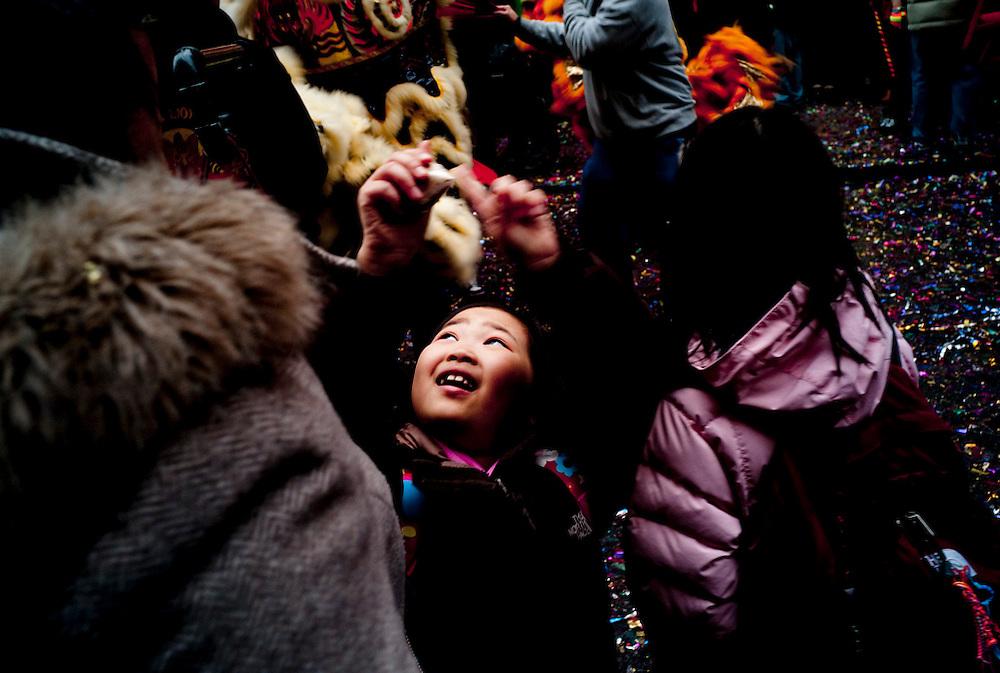 2012 New York Chinatown Chinese New Year